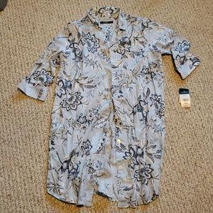 Ralph Lauren sleep shirt, 1 X